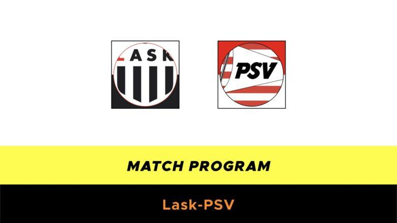 Lask-PSV probabili formazioni