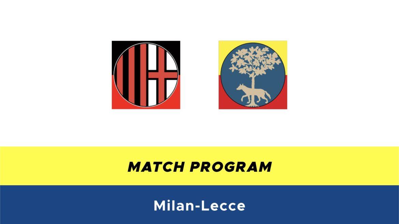 Milan-Lecce probabili formazioni