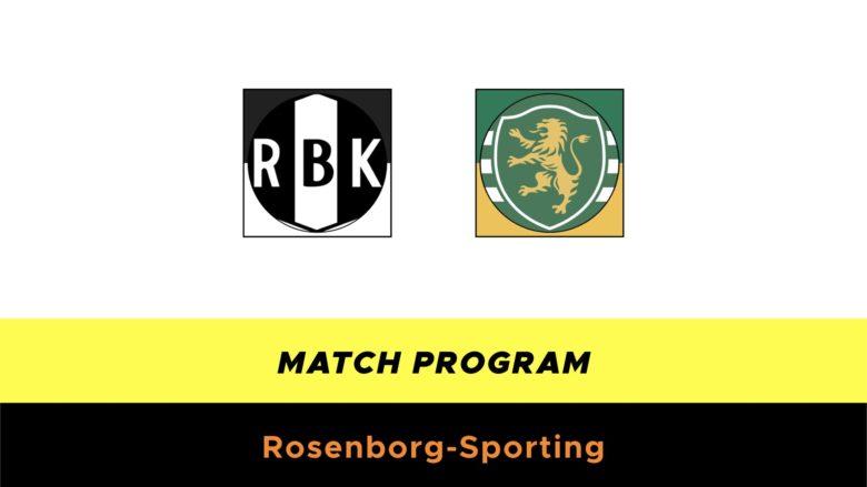 Rosenberg-Sporting probabili formazioni