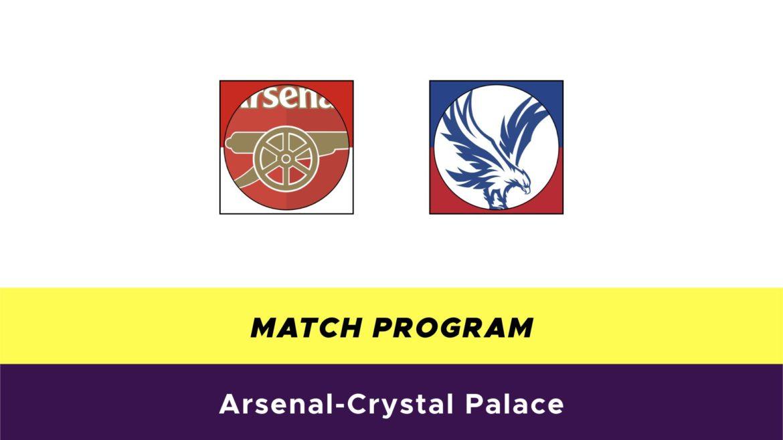 Arsenal-Crystal Palace probabili formazioni