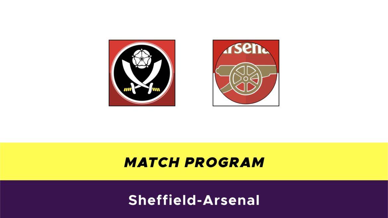 Sheffield-Arsenal probabili formazioni