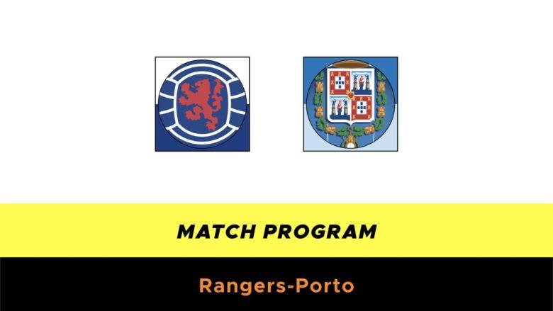 Rangers-Porto probabili formazioni