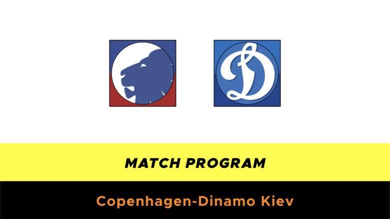 Copenaghen-Dinamo Kiev probabili formazioni
