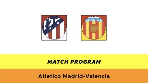 Atletico Madrid-Valencia probabili formazioni