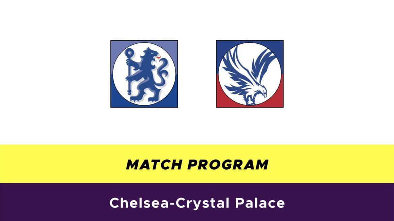 Chelsea-Crystal Palace probabili formazioni