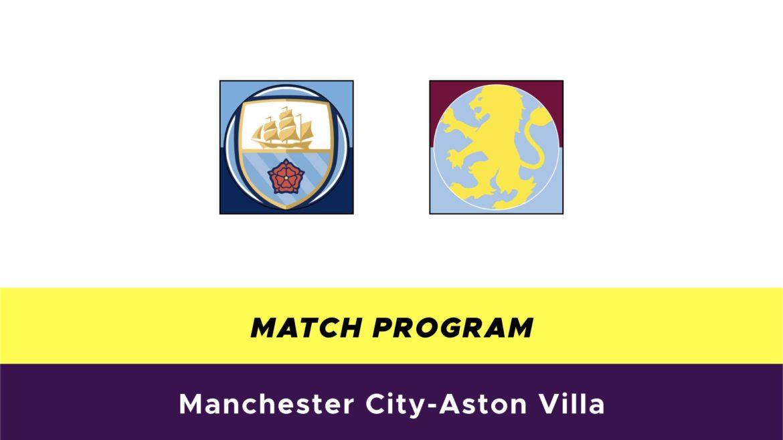 Manchester City-Aston Villa probabili formazioni