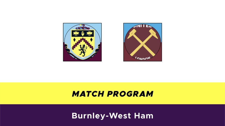 Burnley-West Ham probabili formazioni