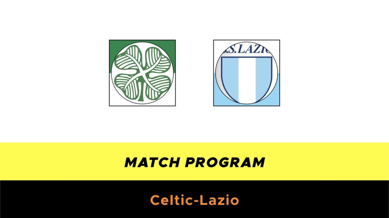 Celtic-Lazio probabili formazioni