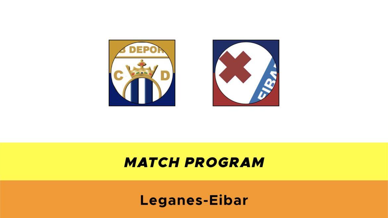 Leganes-Eibar probabili formazioni
