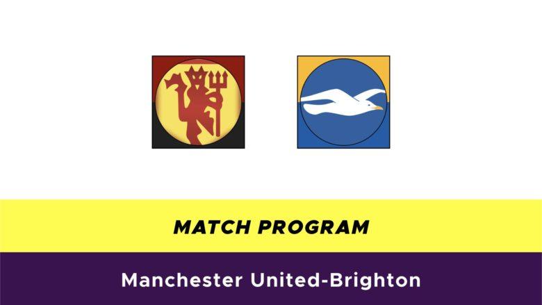 Manchester United-Brighton probabili formazioni
