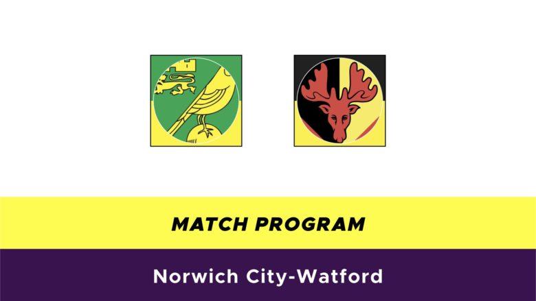 Norwich-Watford probabili formazioni