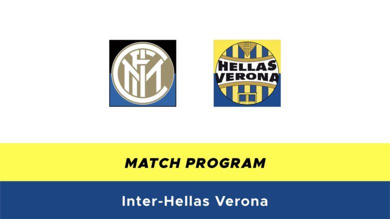 Inter-Hellas Verona probabili formazioni