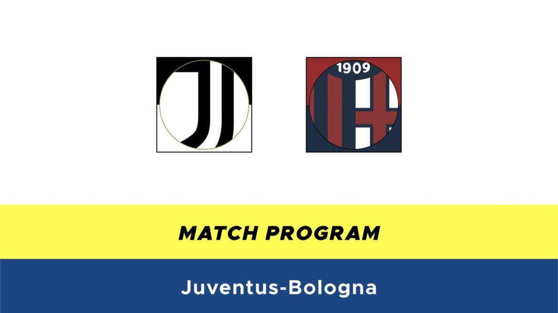Juventus-Bologna probabili formazioni