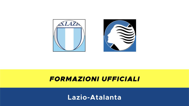 Lazio-Atalanta formazioni ufficiali