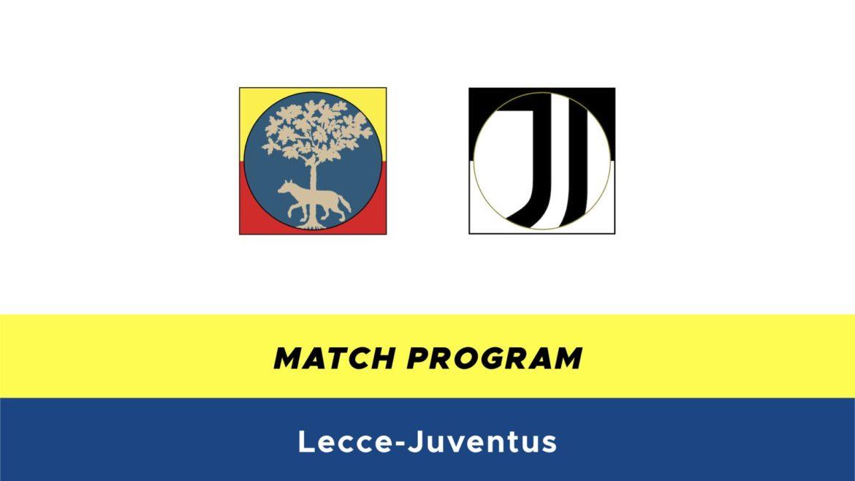 Lecce-Juventus probabili formazioni