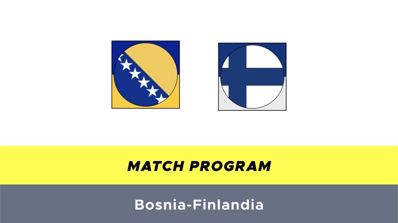 Bosnia Erzegovina-Finlandia probabili formazioni