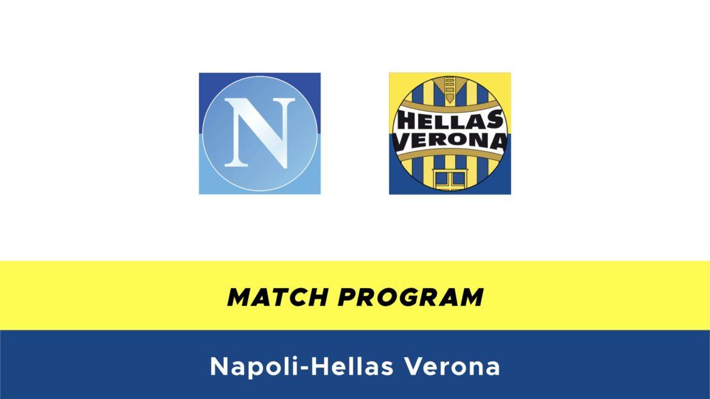 Napoli-Hellas Verona probabili formazioni