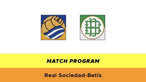 Real Sociedad-Betis probabili formazioni