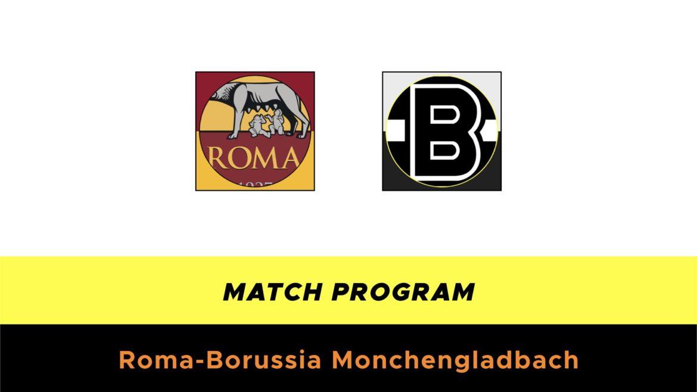 Roma-Borussia Monchengladbach probabili formazioni