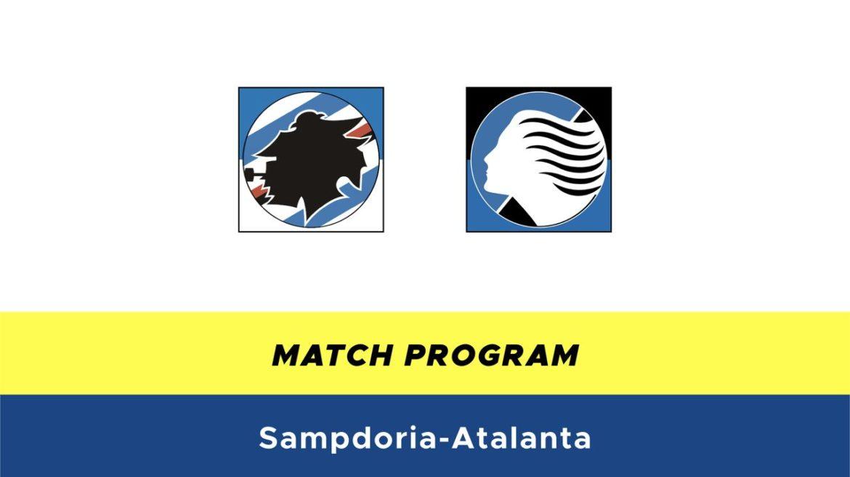 Sampdoria-Atalanta probabili formazioni