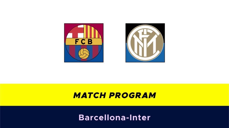 Barcellona-Inter probabili formazioni