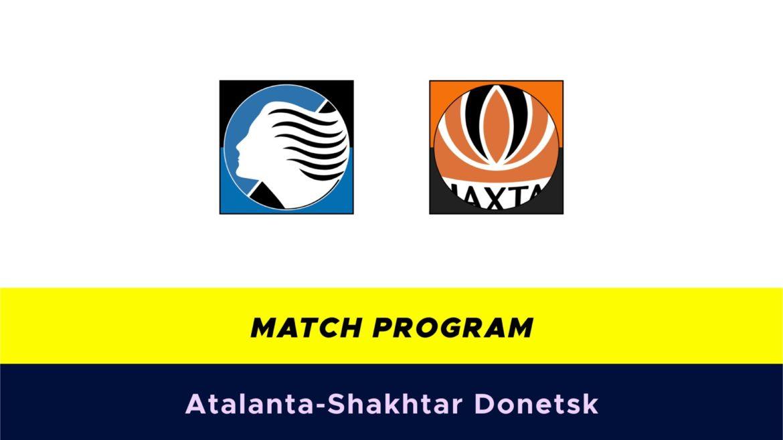 Atalanta-Shakhtar Donetsk probabili formazioni