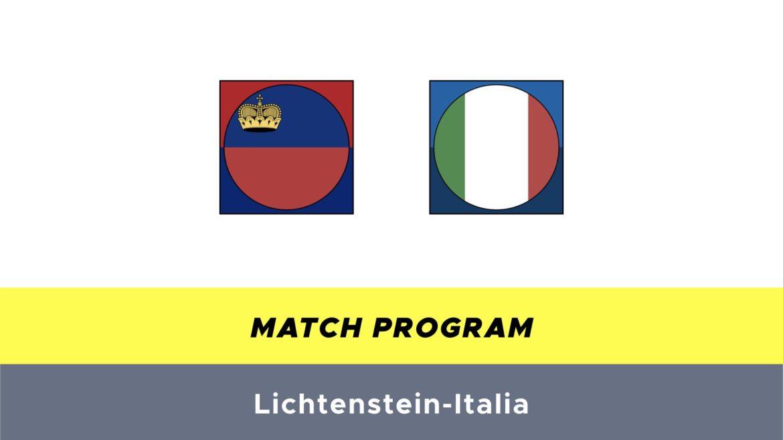Liechtenstein-Italia probabili formazioni