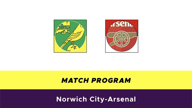 Norwich-Arsenal probabili formazioni