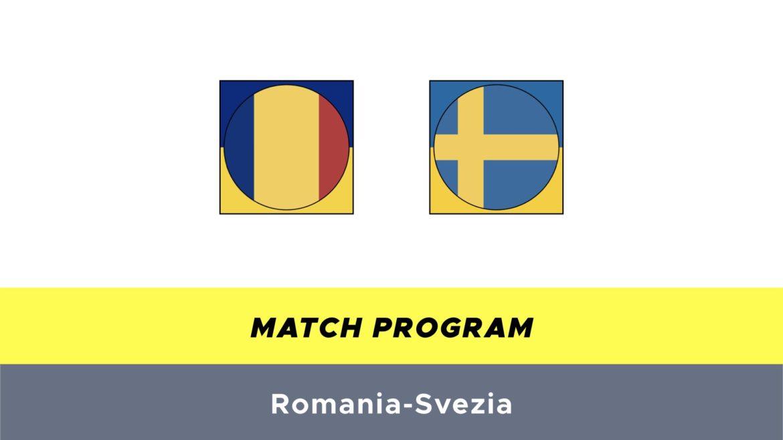 Romania-Svezia probabili formazioni