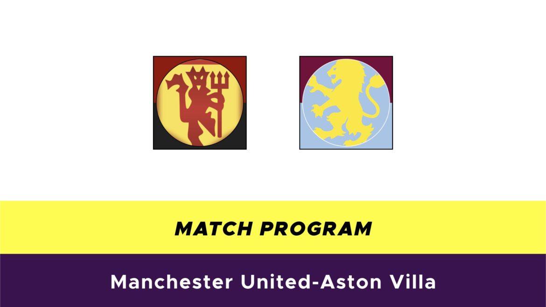 Manchester United-Aston Villa probabili formazioni