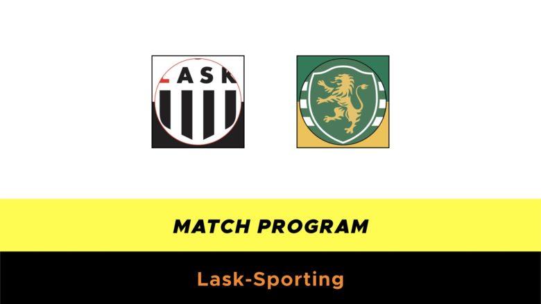 LASK-Sporting probabili formazioni