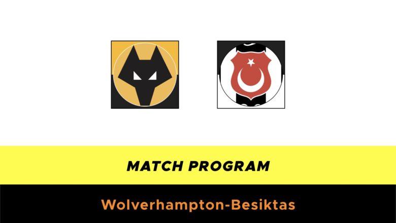 Wolverhampton-Besiktas probabili formazioni
