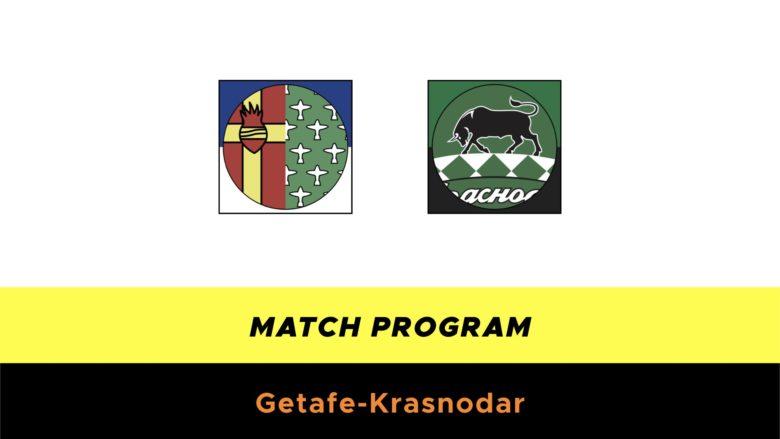Getafe-Krasnodar probabili formazioni