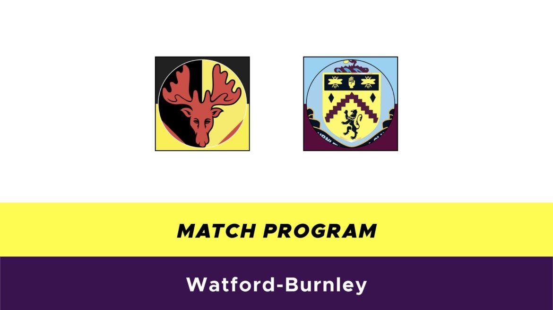 Watford-Burnley probabili formazioni