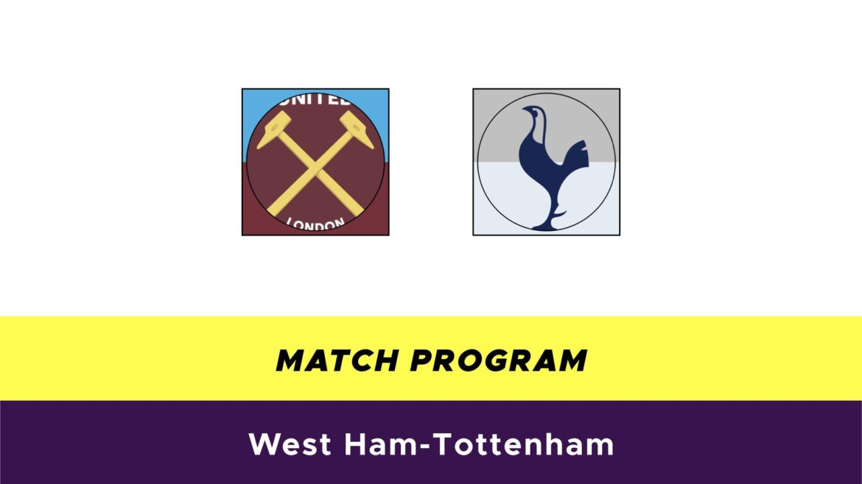 West Ham-Tottenham probabili formazioni