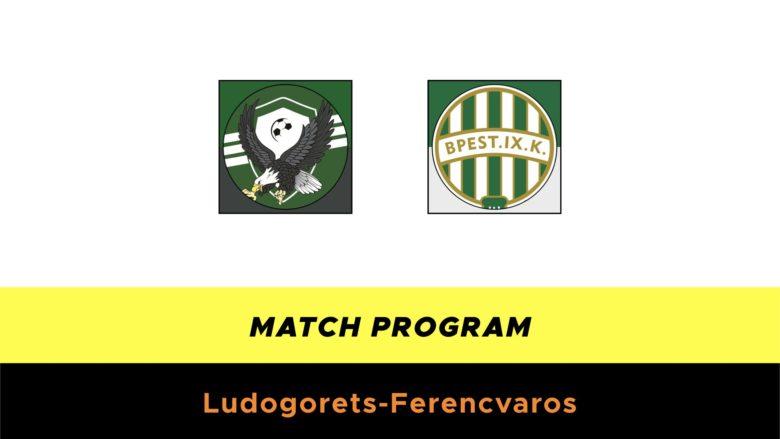 Ludogorets-Ferencvaros probabili formazioni
