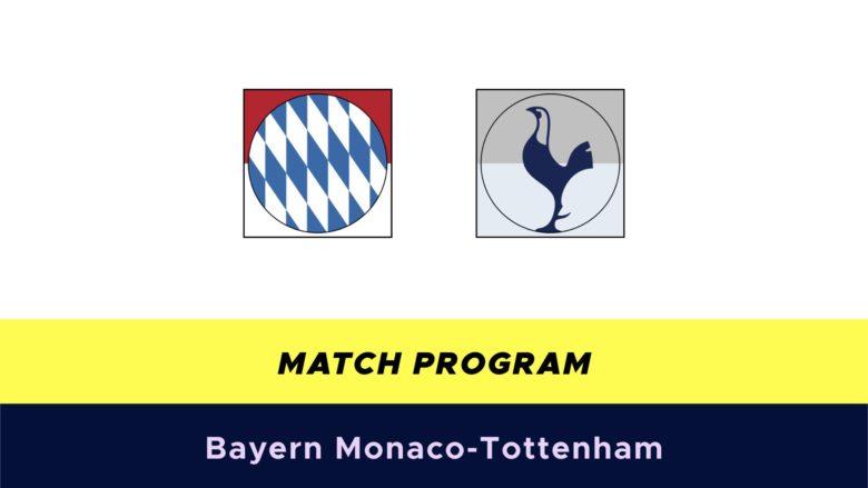 Bayern Monaco-Tottenham probabili formazioni