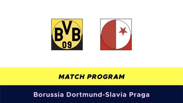 Borussia Dortmund-Slavia Praga probabili formazioni