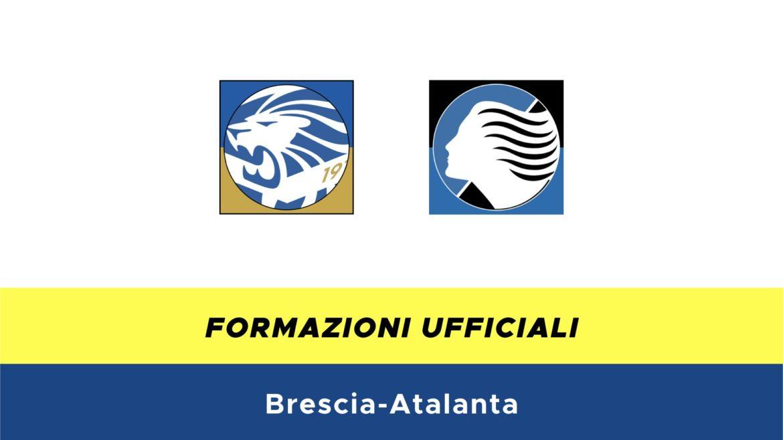 Brescia-Atalanta formazioni ufficiali