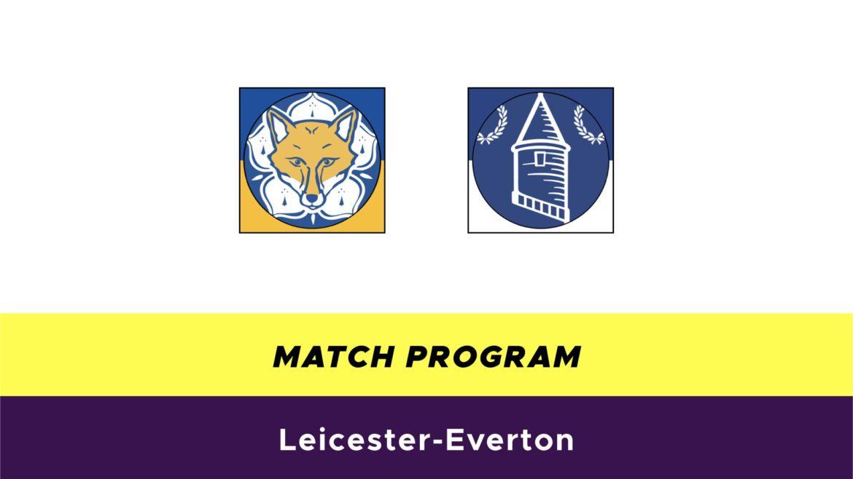 Leicester-Everton probabili formazioni