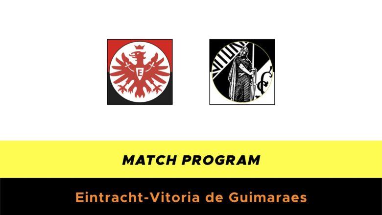 Eintracht-Vitoria de Guimaraes probabili formazioni