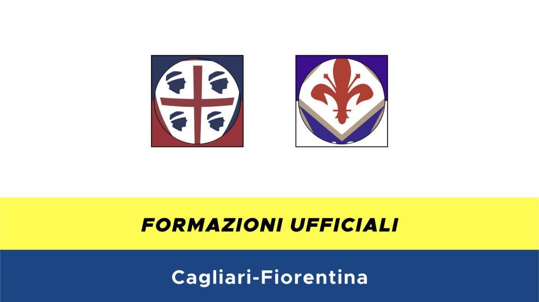 Cagliari-Fiorentina formazioni ufficiali