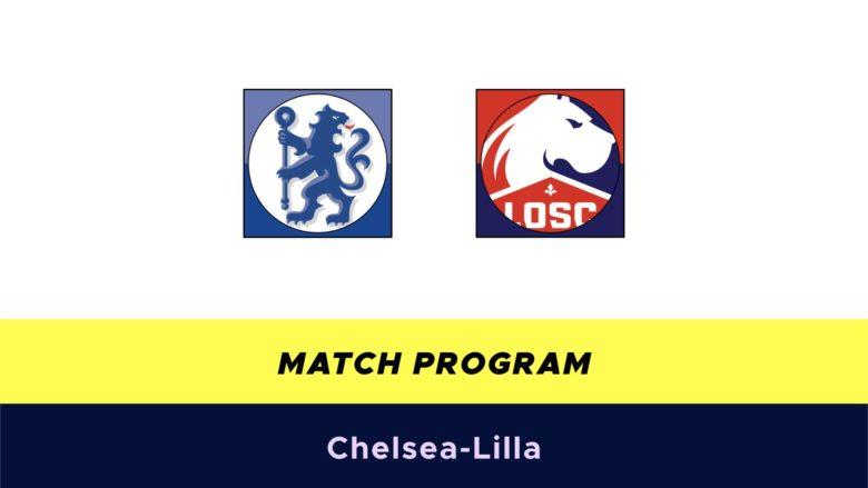 Chelsea-Lille probabili formazioni