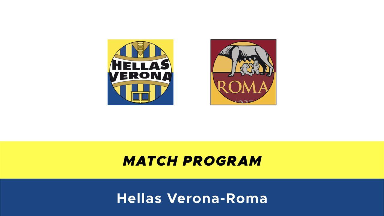 Il Verona gioca bene ma è sotto: giallorossi avanti al 45'
