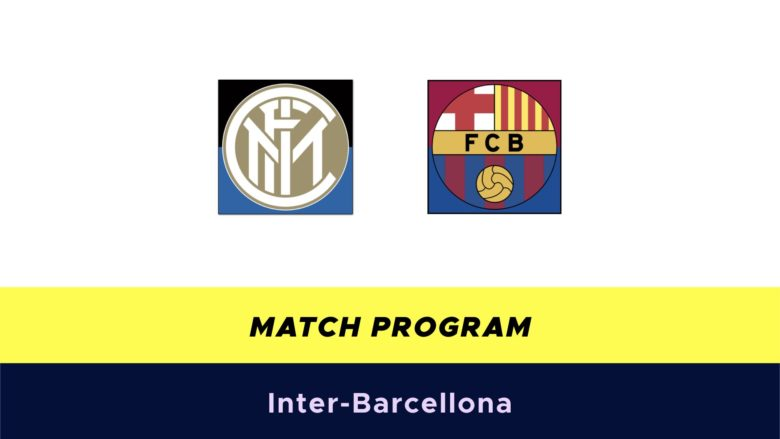 Inter-Barcellona probabili formazioni