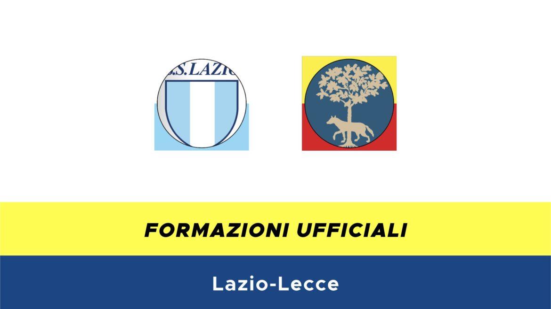 Lazio-Lecce formazioni ufficiali