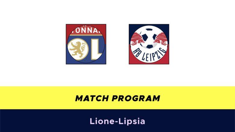Lione-Lipsia probabili formazioni
