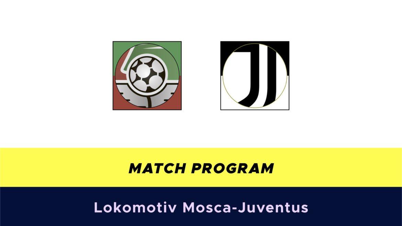 Lokomotiv Mosca-Juventus probabili formazioni