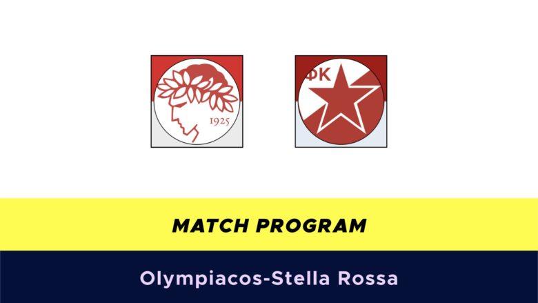 Olympiacos-Stella Rossa probabili formazioni