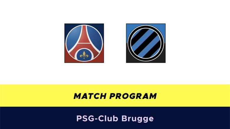PSG-Club Brugge probabili formazioni